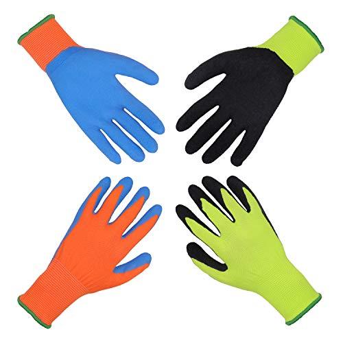 2 pares de guantes de...