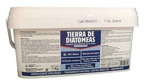 TIERRA DE DIATOMEAS 1Kg...