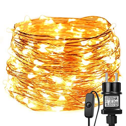 LE Guirnalda de luces LED...