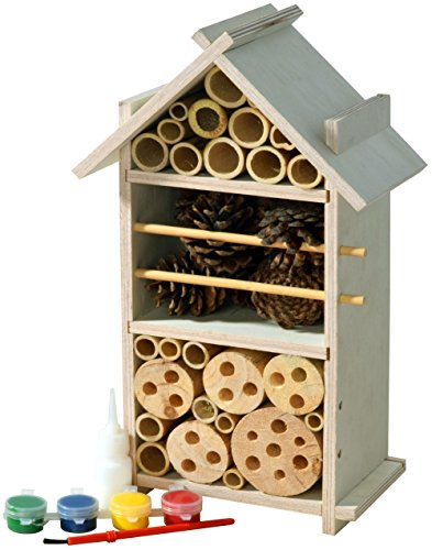 Luxus-Insektenhotels...