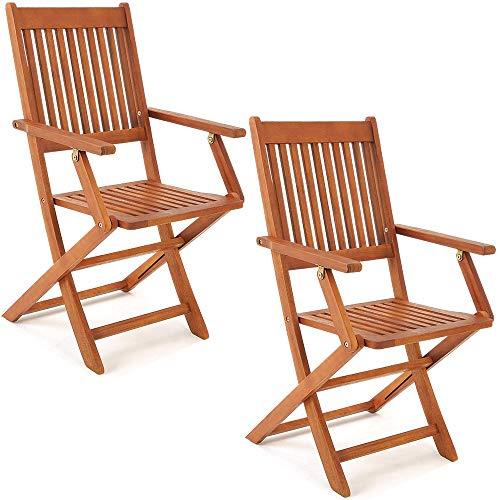Deuba Set de 2 sillas...