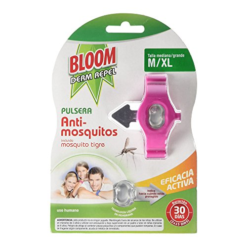 Bloom Pulsera Repelente...