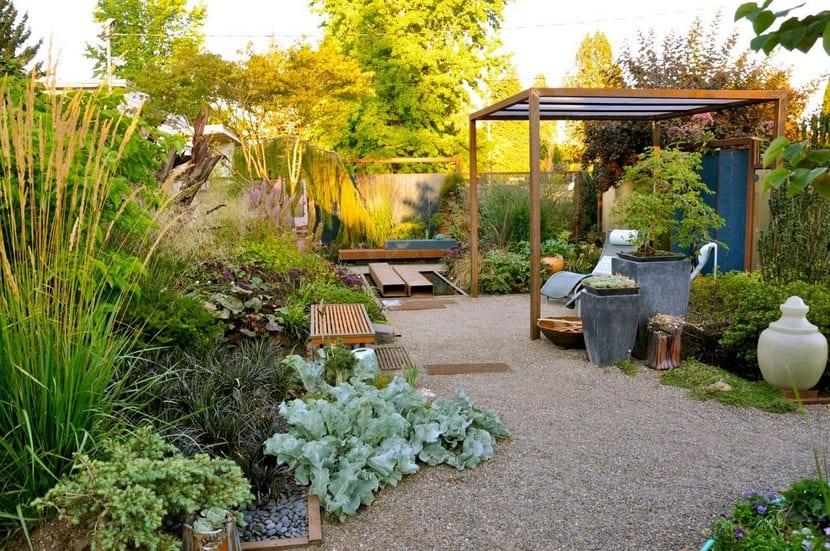 C mo trabajar el dise o de jardines for Diseno de jardines frentes de casas