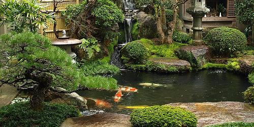 Las leyes del jard n japon s - Fotos jardines japoneses ...