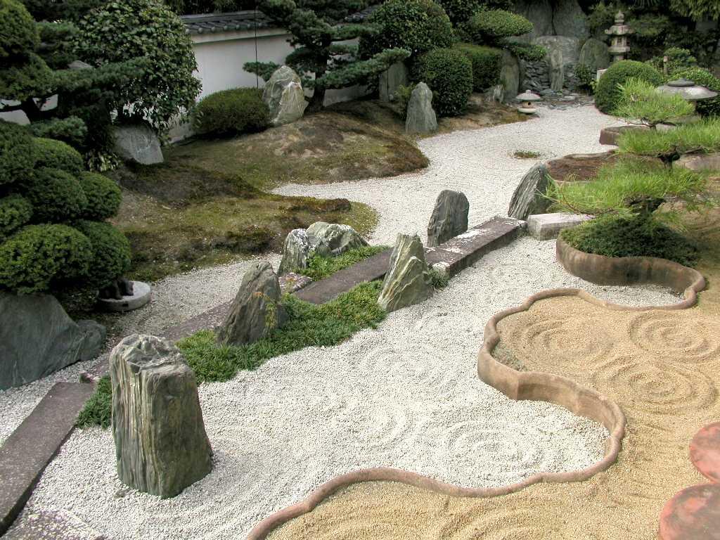 Las leyes del jard n japon s - Jardines con estilo ...