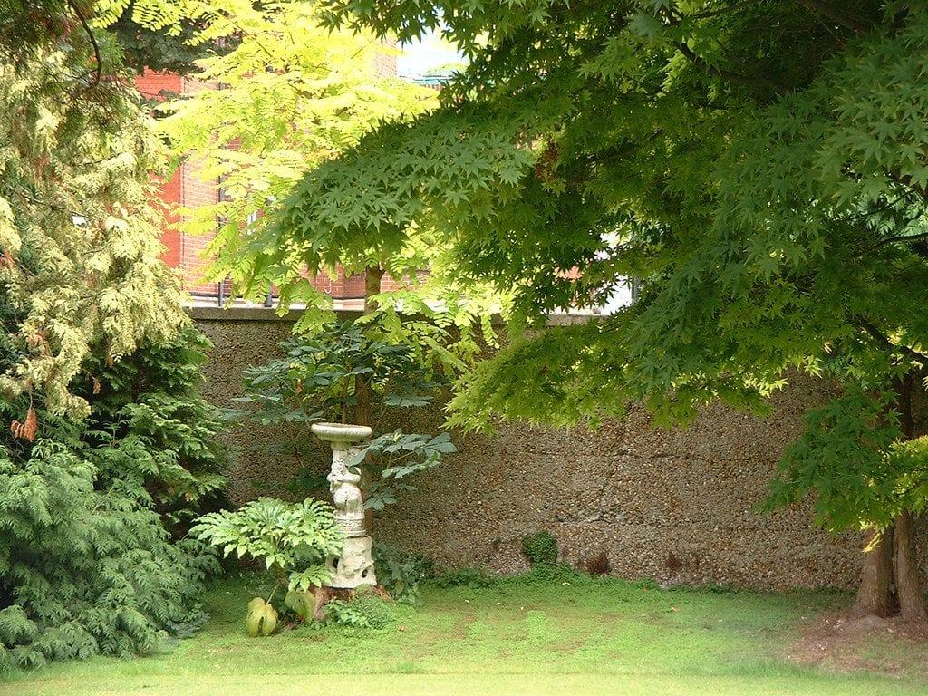El jardín inglés es una maravilla natural