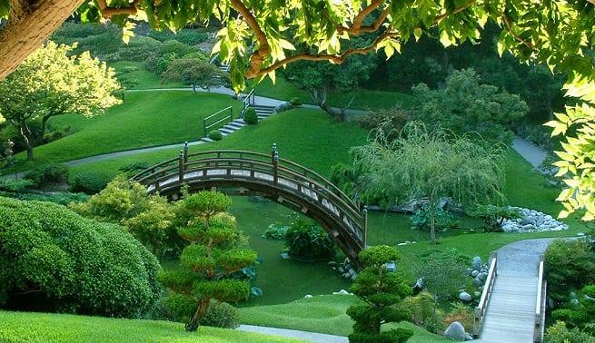 Aprende a dise ar un jard n japon s - Que es un jardin zen ...