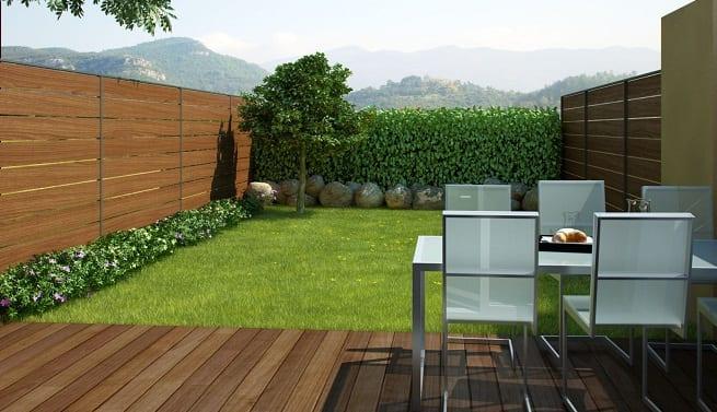 Crear un jard n de poco mantenimiento for Ideas para hacer un jardin en casa