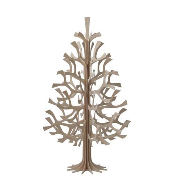 Rbol de navidad ecol gico - Arboles de navidad de madera ...