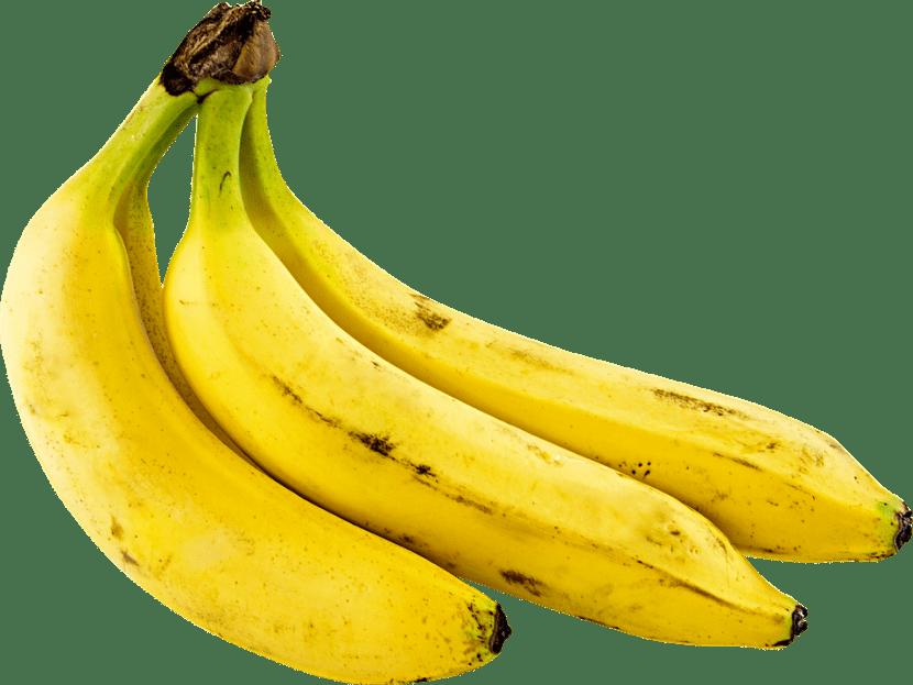 Los plátanos o bananos son comestibles