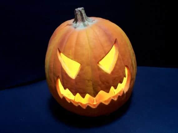 Jack linterna halloween