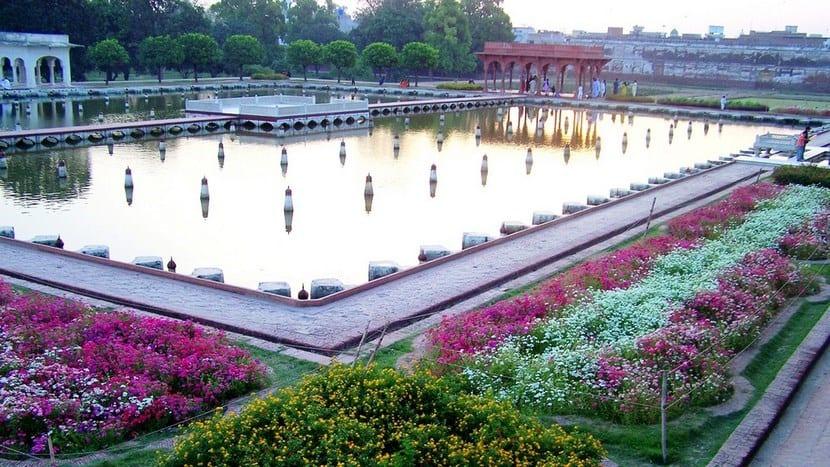 Jardín Shalimar