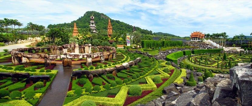 Jardín Suan Nong Nooch