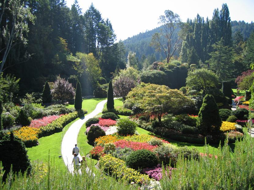 Jardín de Butchart