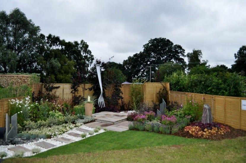 Senderos y caminos para jardines - Diseno jardines y exteriores d ...