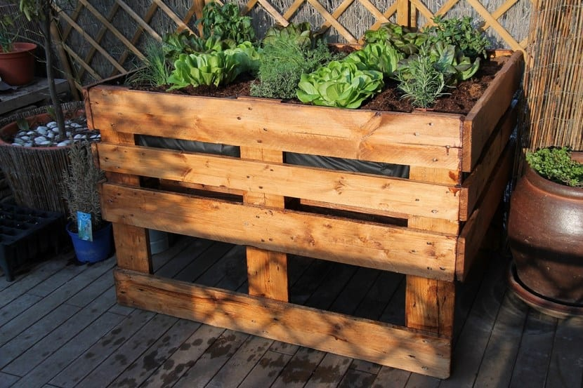 Reciclar pallets