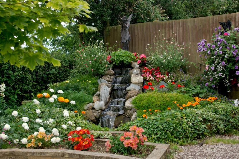 C mo decorar mi jard n con poco dinero for Como remodelar mi jardin