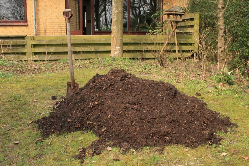 Compost, un abono orgánico