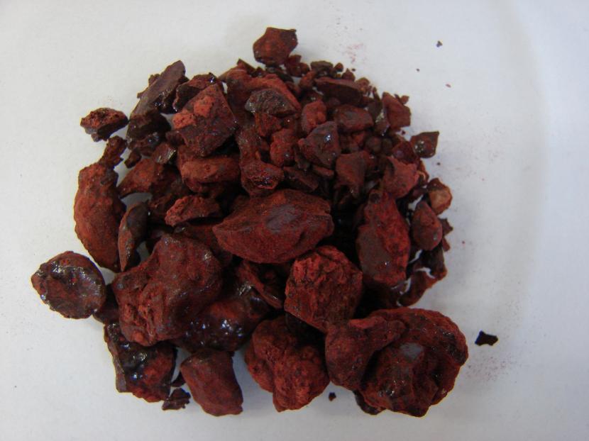 Resina de la Dracaena cinnabari