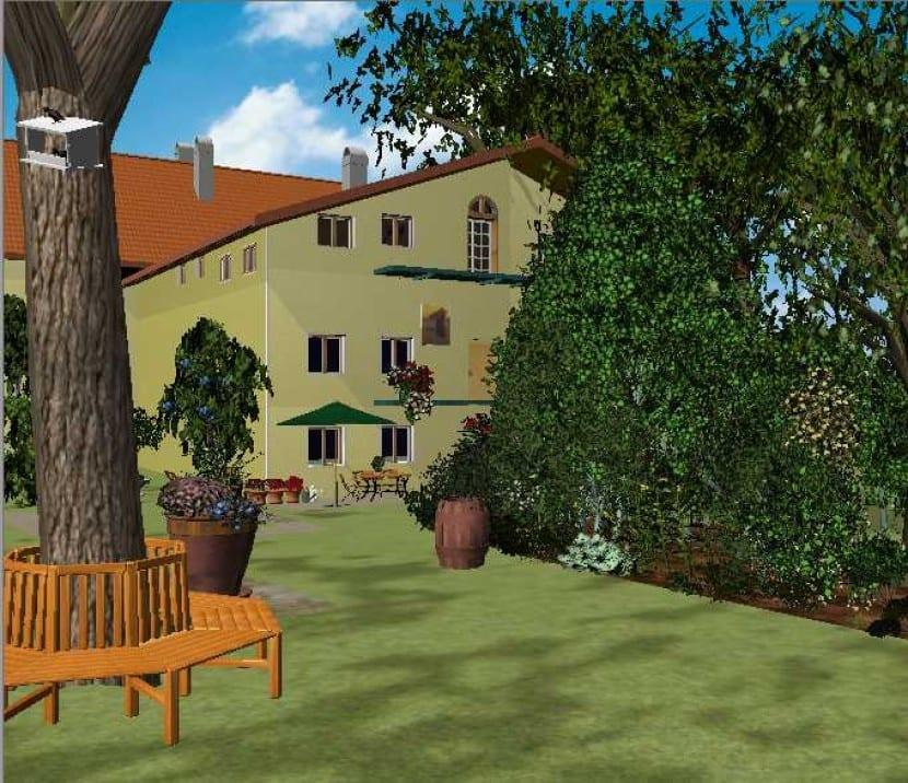 programas para diseños de jardines