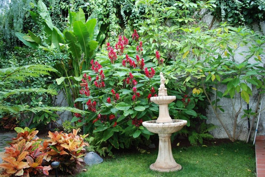 Ideas para decorar el jard n con fuentes for Ideas para el jardin reciclando