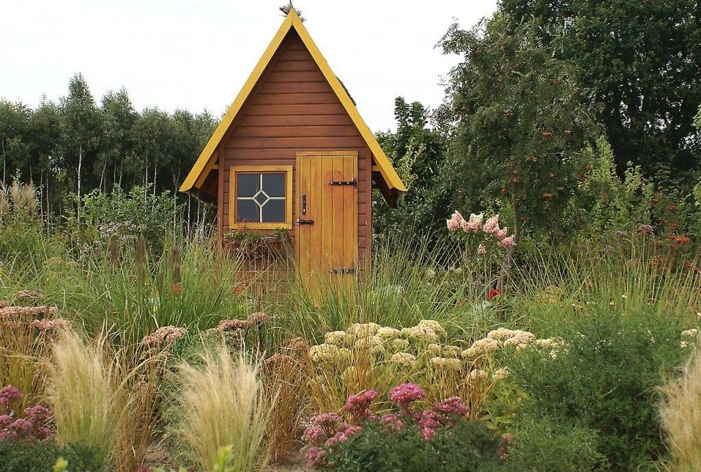 Jardín rural