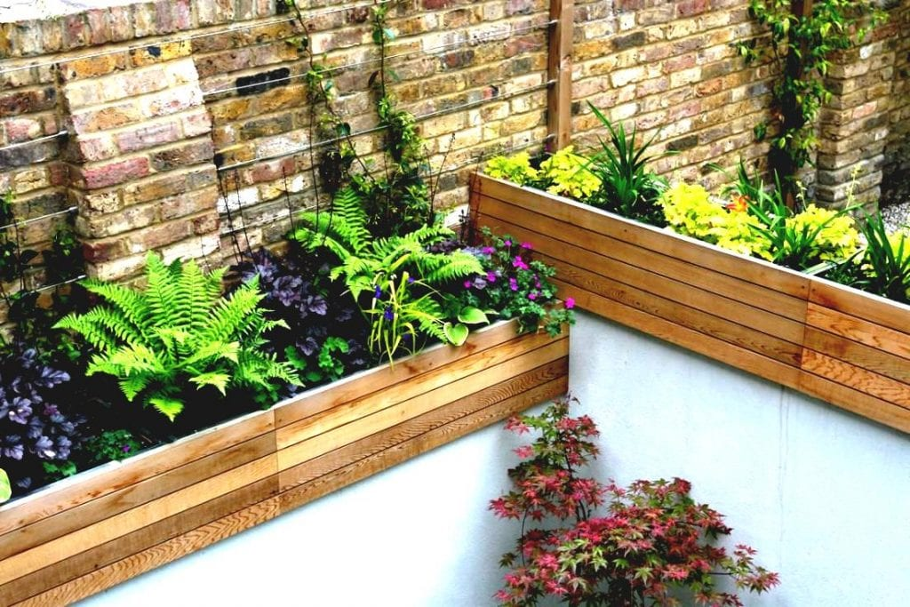 Ideas originales para decorar jardines for Jardines originales