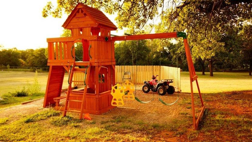 Cómo hacer un jardín para niños