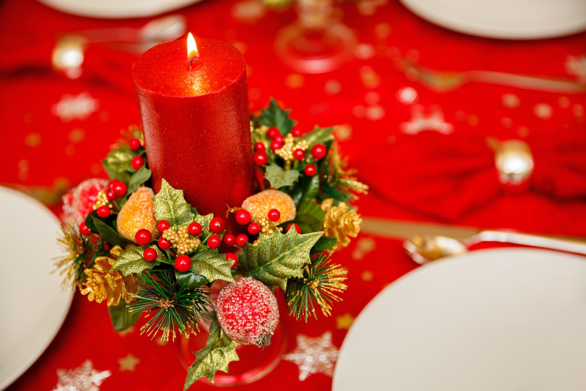 C mo decorar la casa en navidad - Como adornar la casa en navidad ...