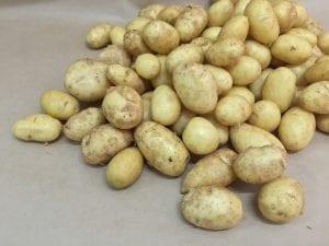 Patatas frescas