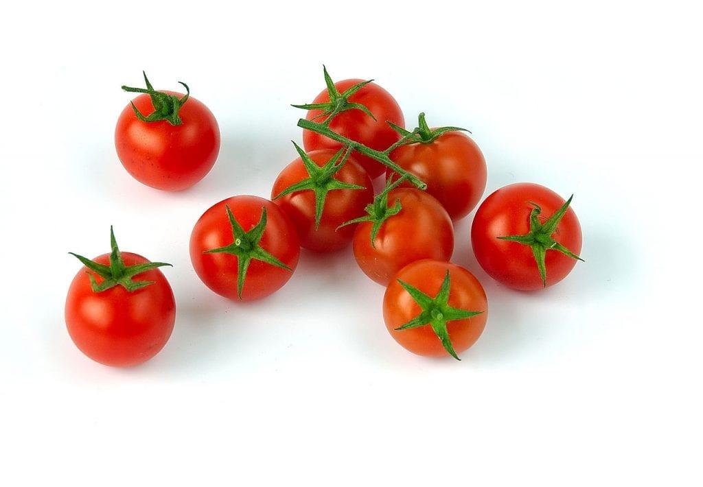 Tomates de cherry