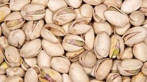 frutos secos llamados pistachos