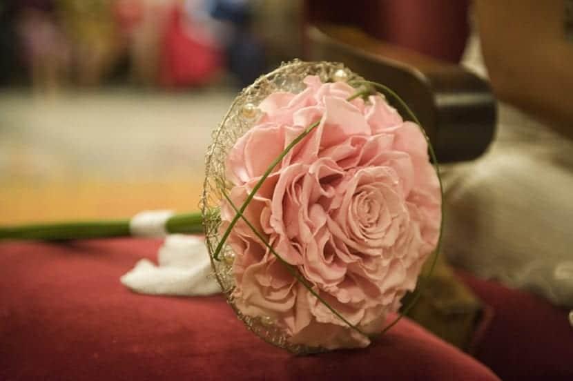 Ramo flores Rosmelia