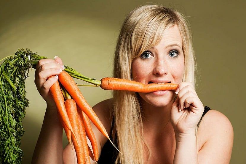beneficios de las zanahorias