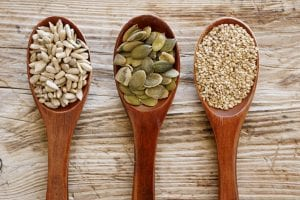 problemas con semillas mojadas