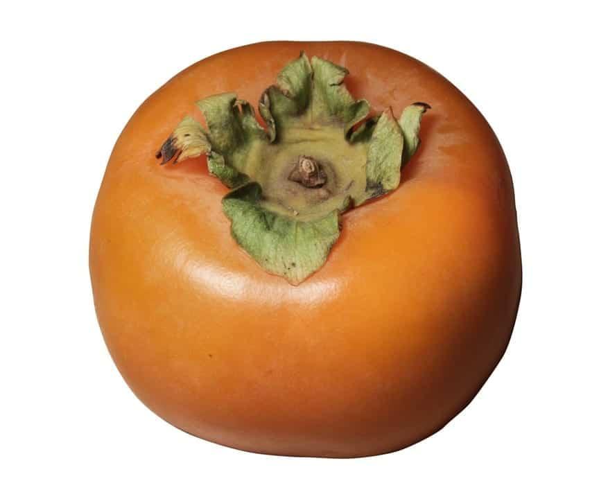 El caqui es un fruto comestible