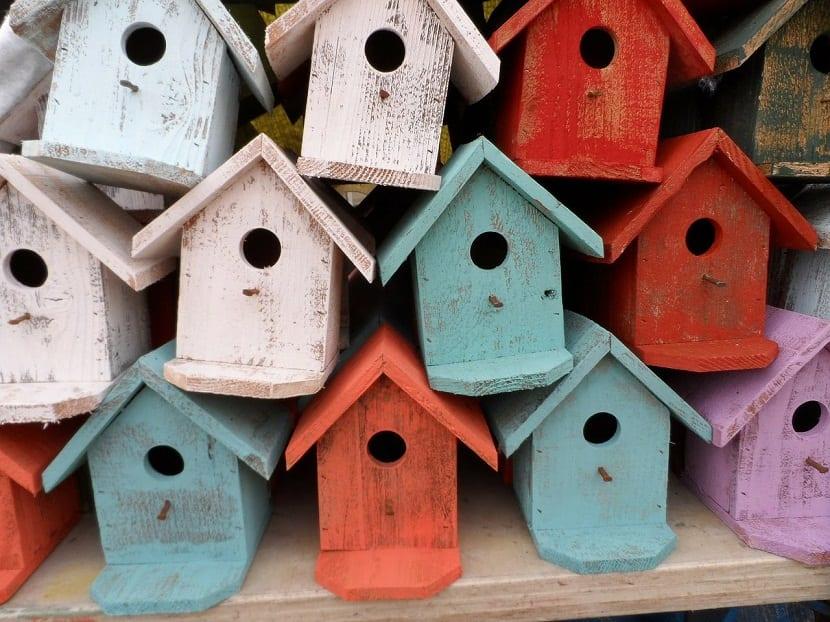 casas hechas en madera