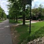 Camino en el jardín Keunkheof
