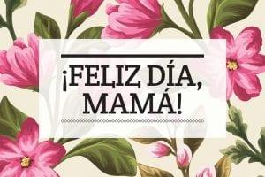 flores y el dia de la madre