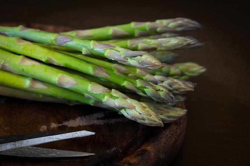 hortaliza de tallo