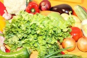este tipo de verduras son tipicas en junio