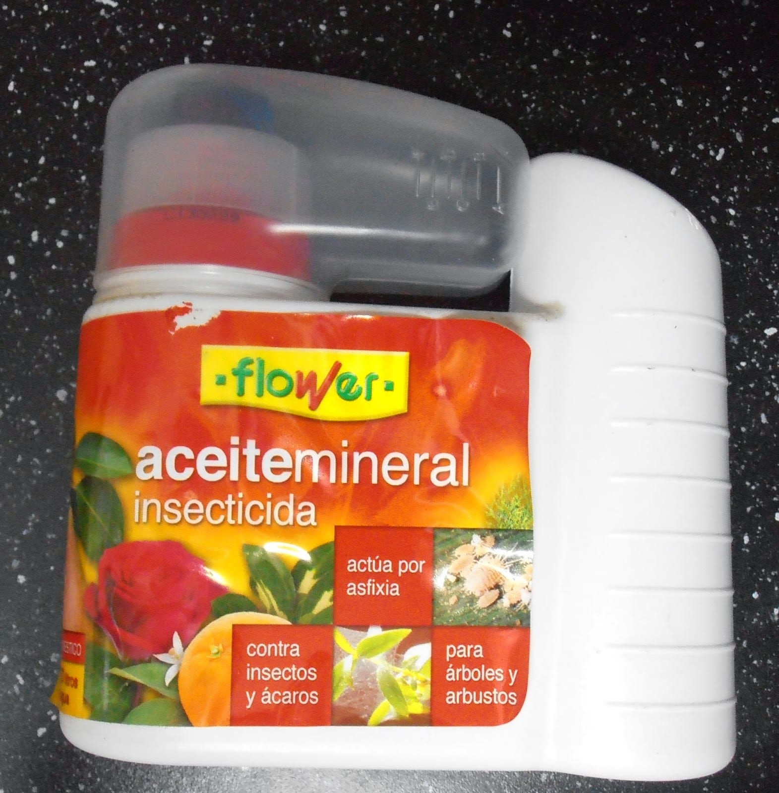 Aceite insecticida mineral