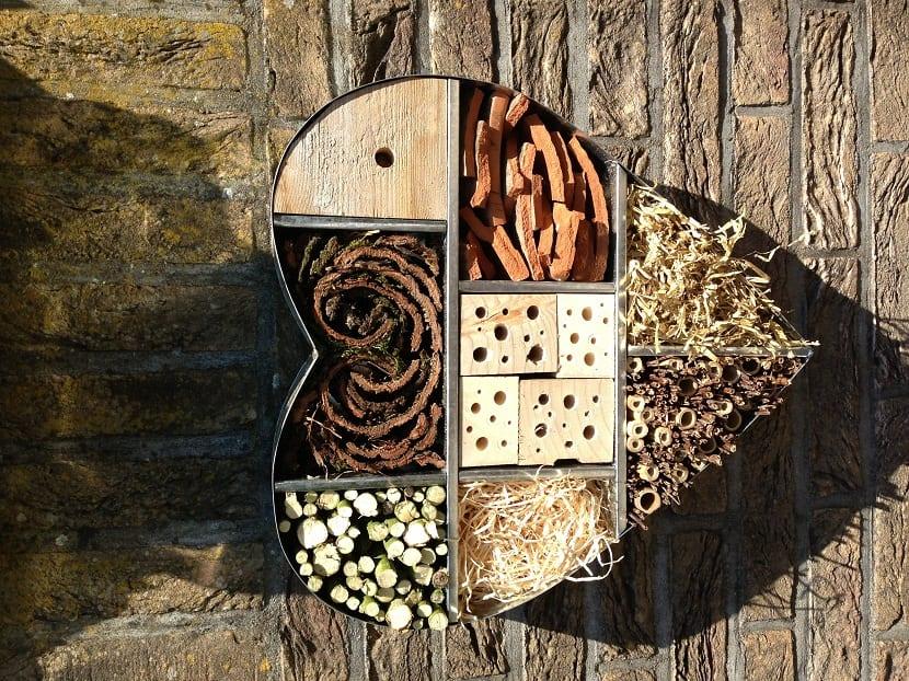 crear hoteles para insectos