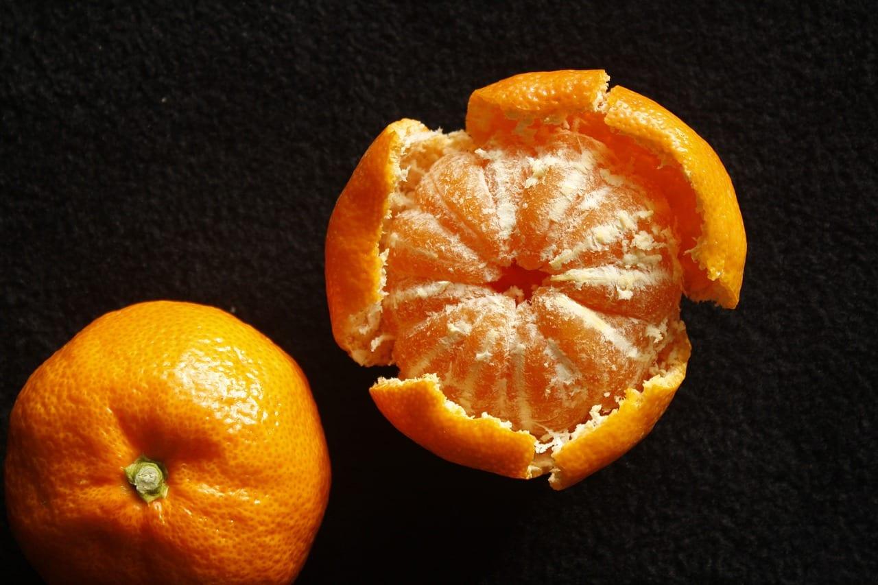 Mandarinas, los frutos del Citrus reticulata