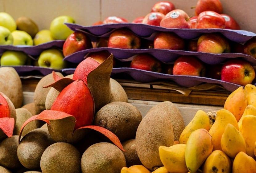 fruta nativa del continente americano