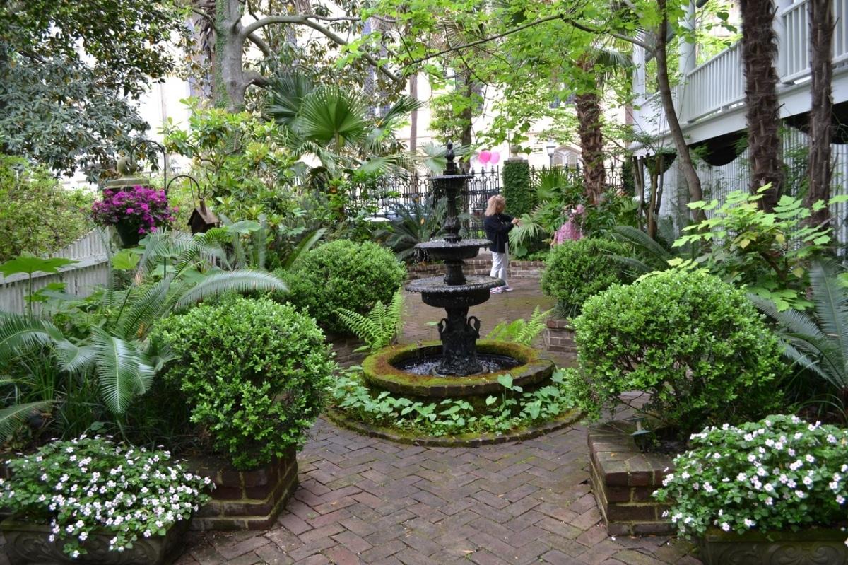 La jardinería empezó en el 1500 a. C.