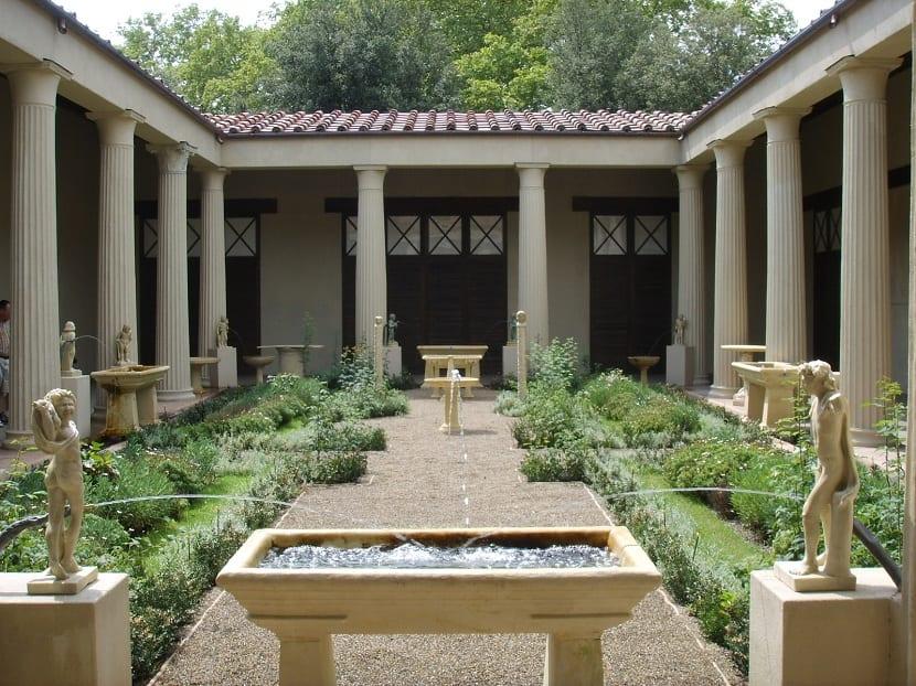jardines de pompeya