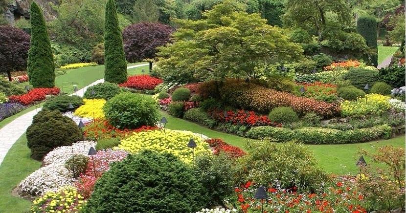 breve repaso a la historia de los jardines