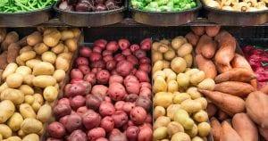 raices comestibles