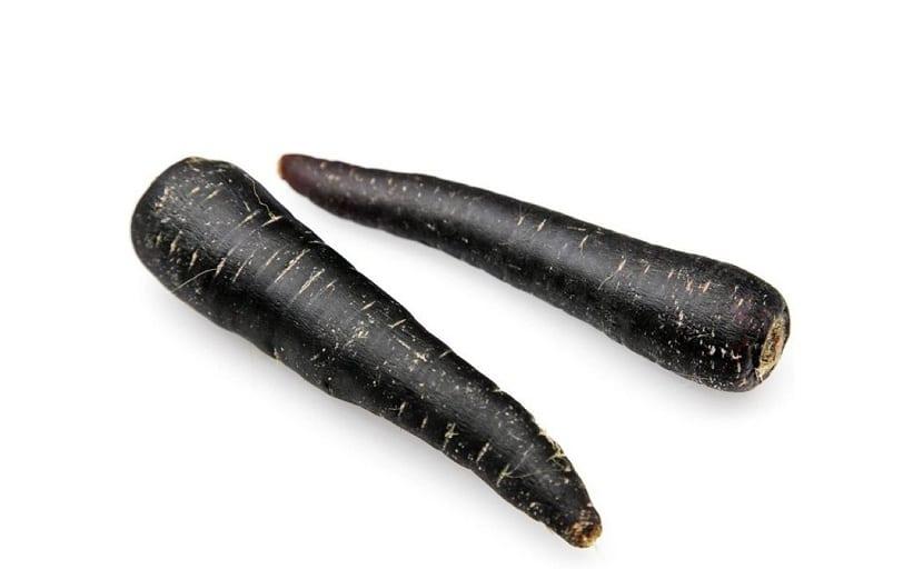 zanahoria negra